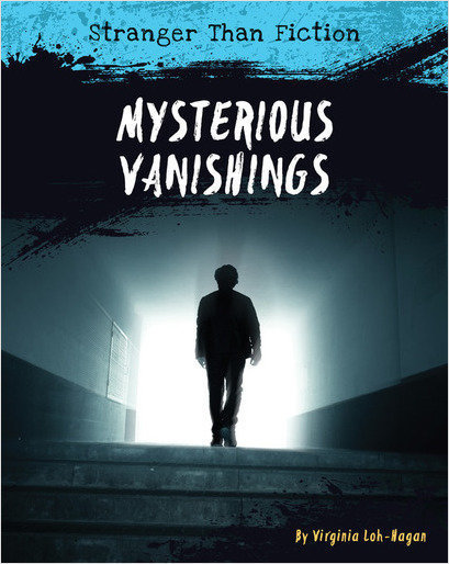 Cover: Mysterious Vanishings