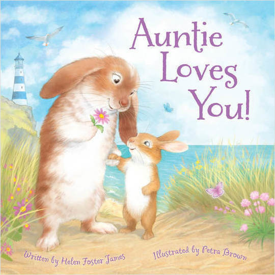 Cover: Auntie Loves You!