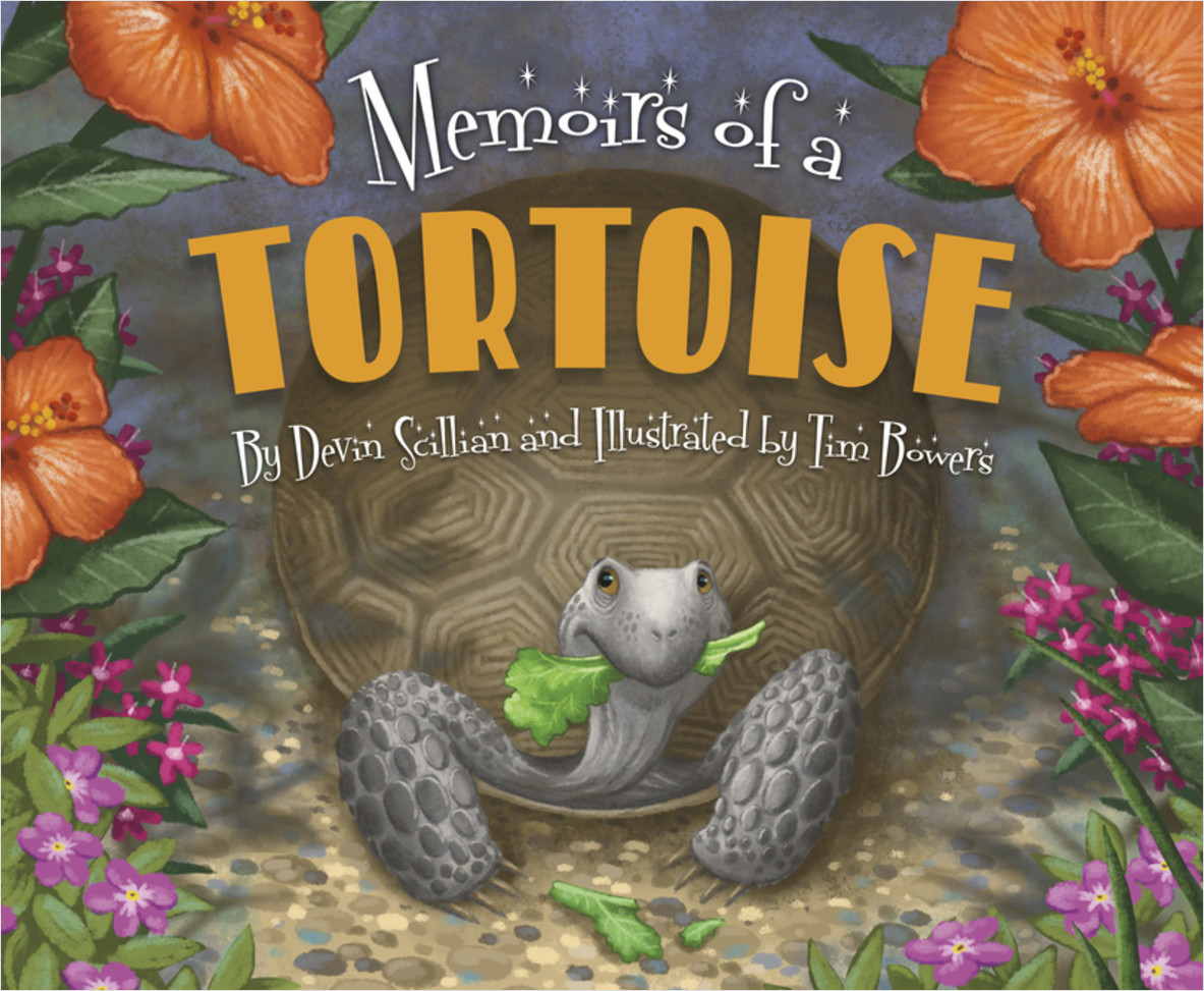 Cover: Memoirs of a Tortoise