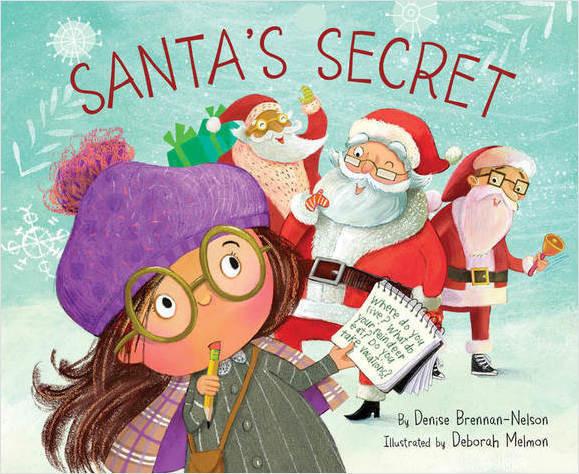 Cover: Santa's Secret