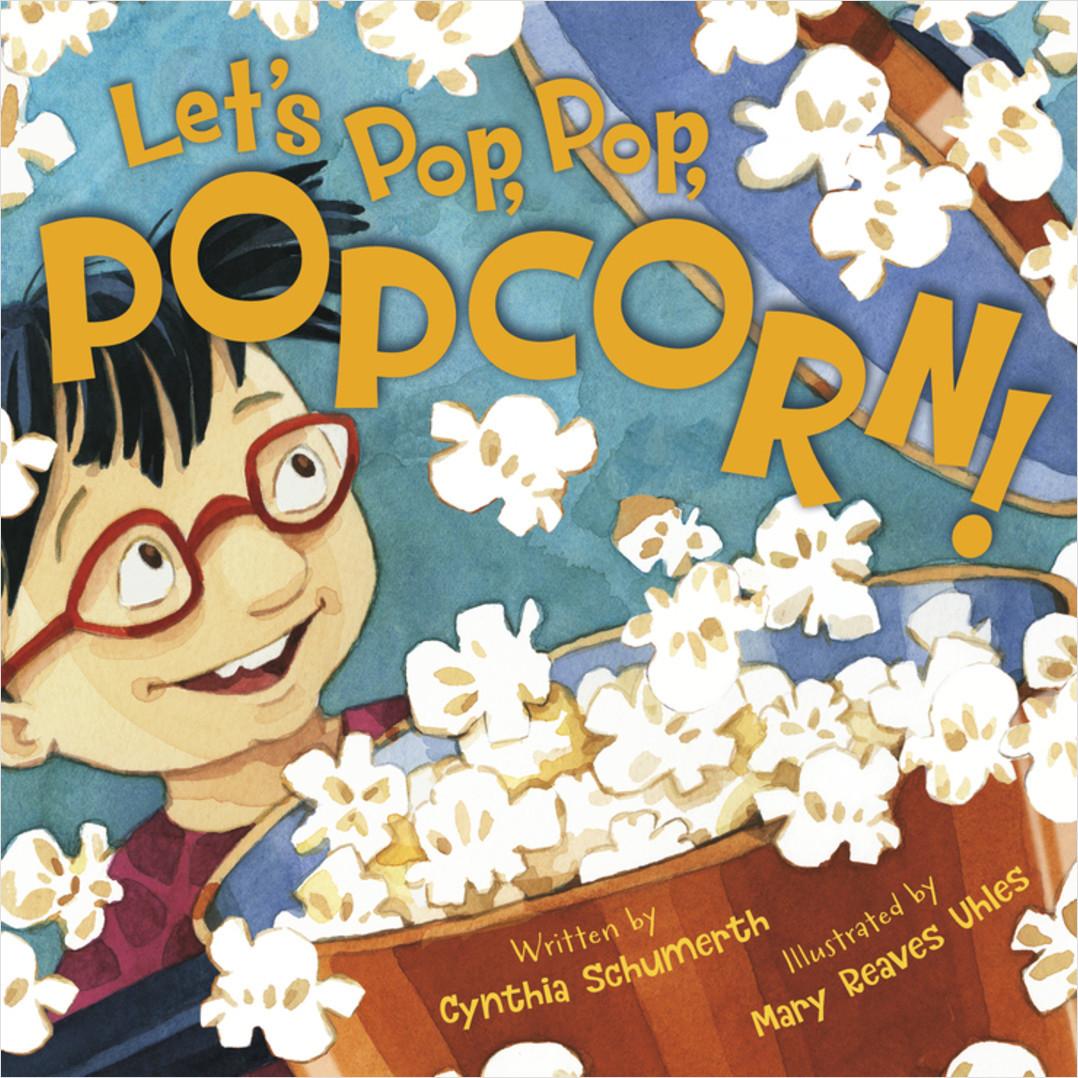 Cover: Let's Pop, Pop, Popcorn!