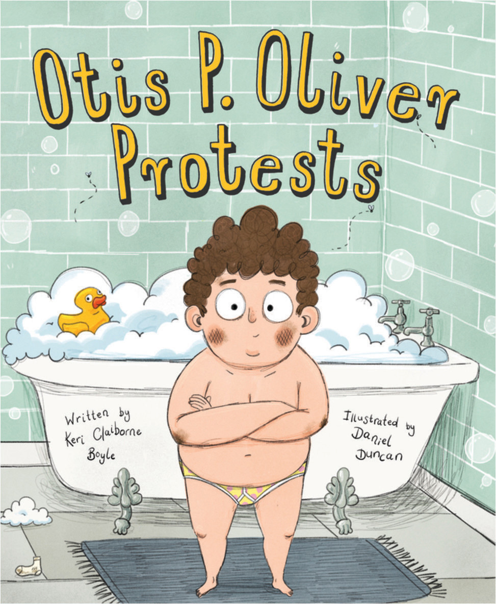 Cover: Otis P. Oliver Protests