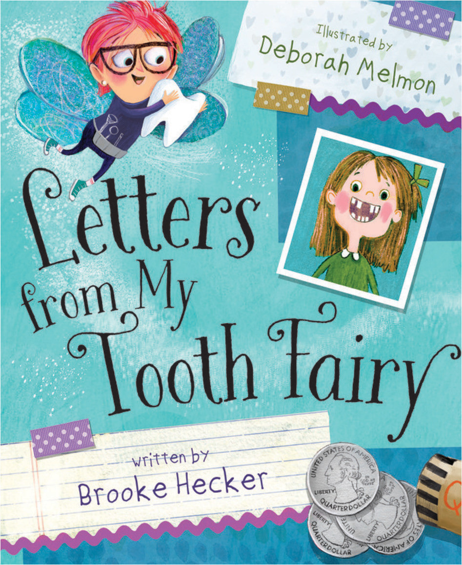 Cover: Letters from My Tooth Fairy