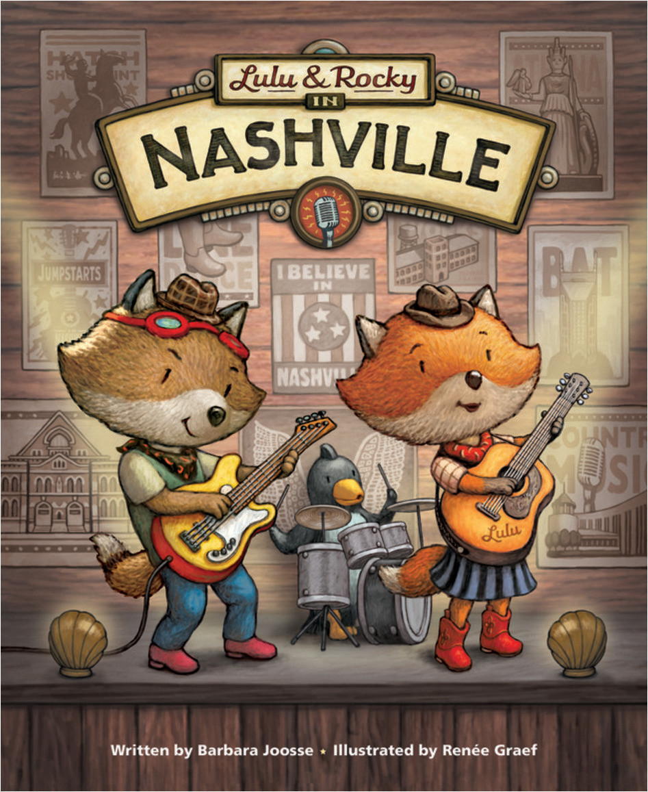 Cover: Lulu & Rocky in Nashville