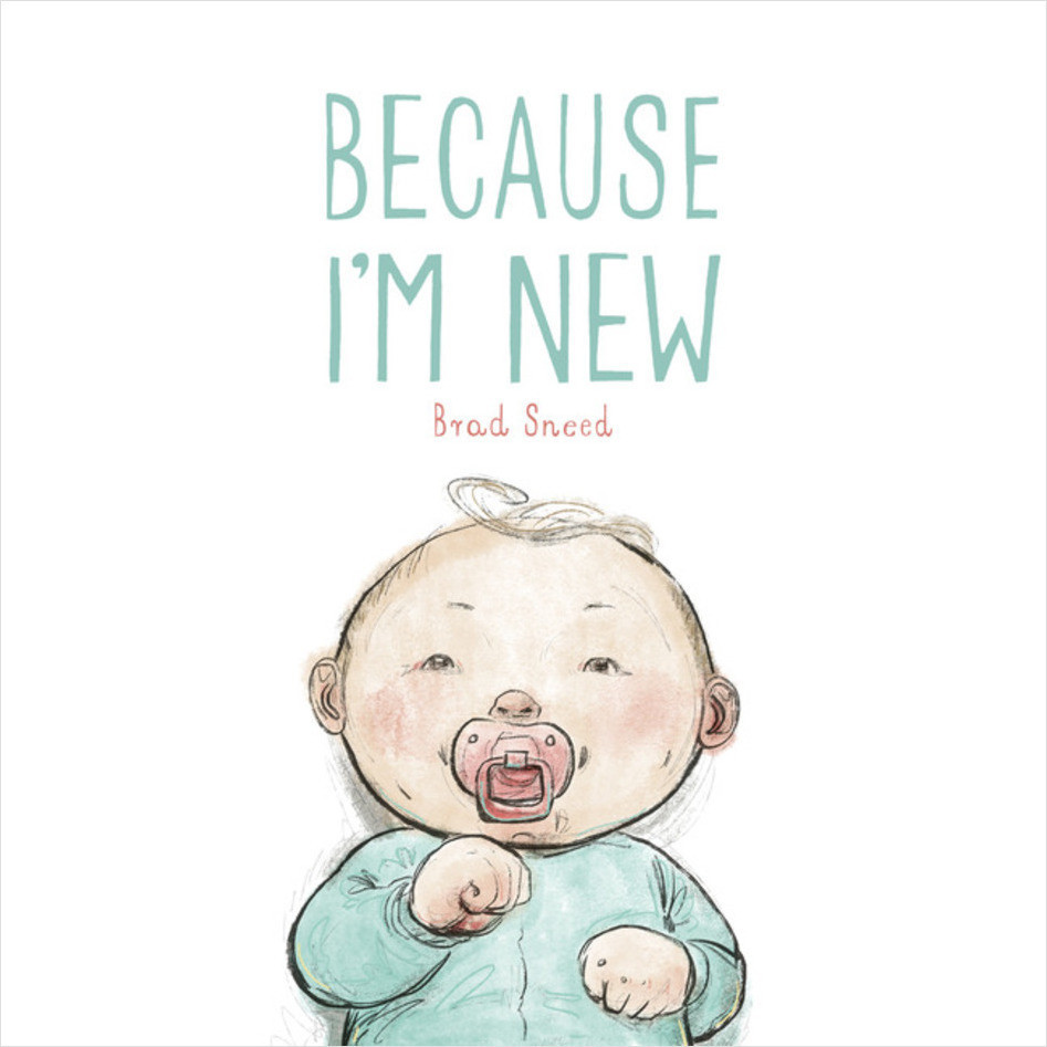 Cover: Because I'm New