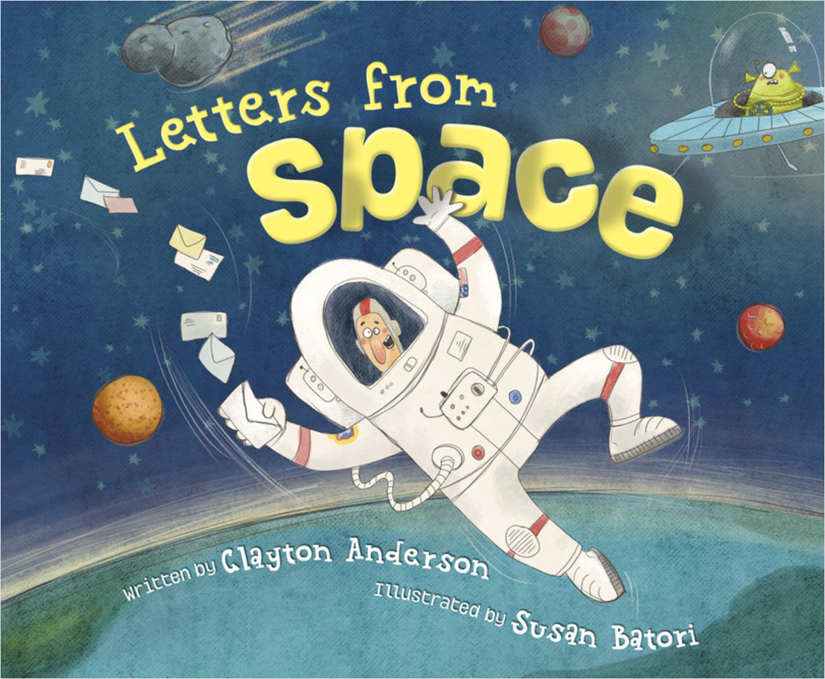 Cover: Letters from Space