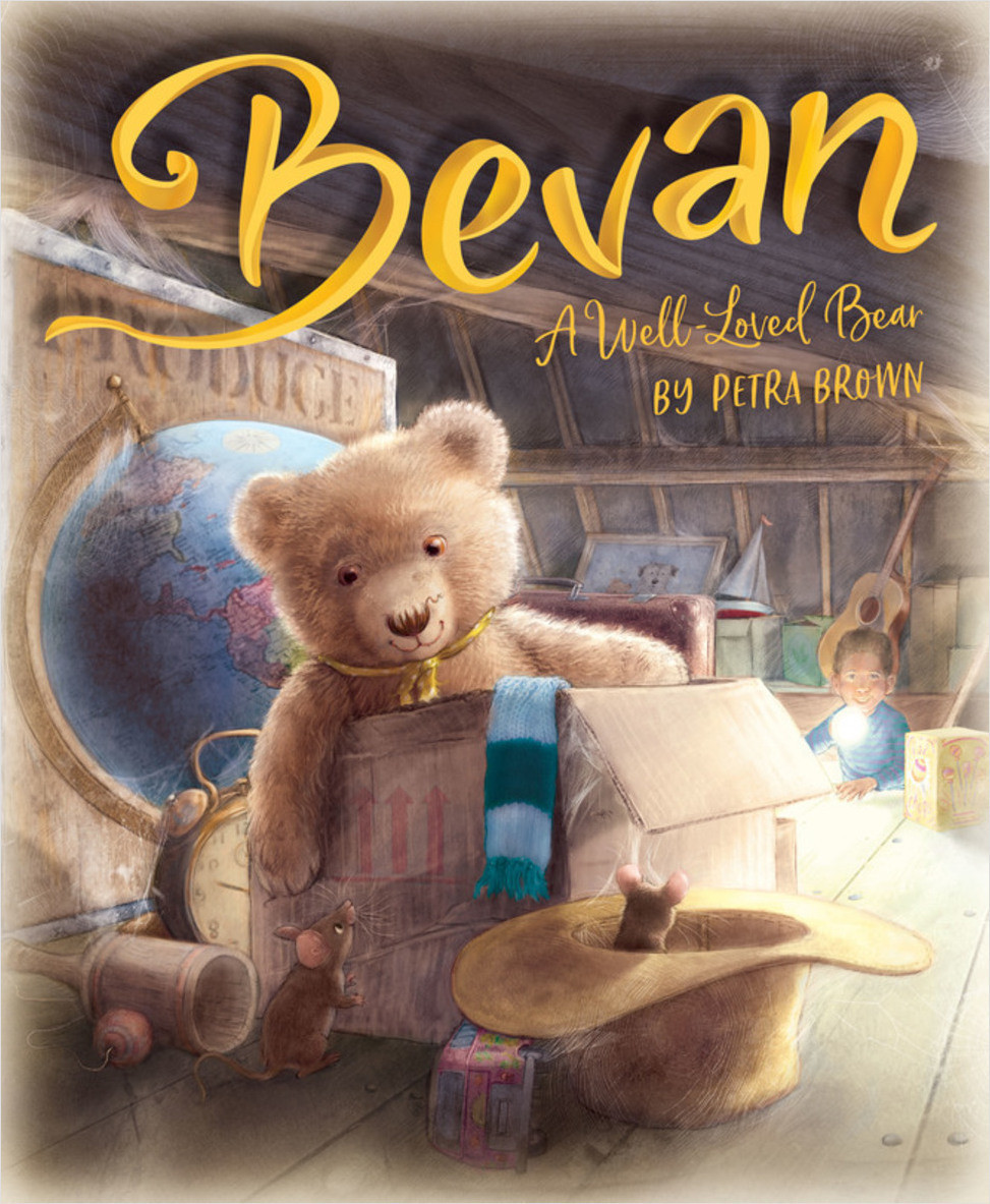 Cover: Bevan: A Well-Loved Bear