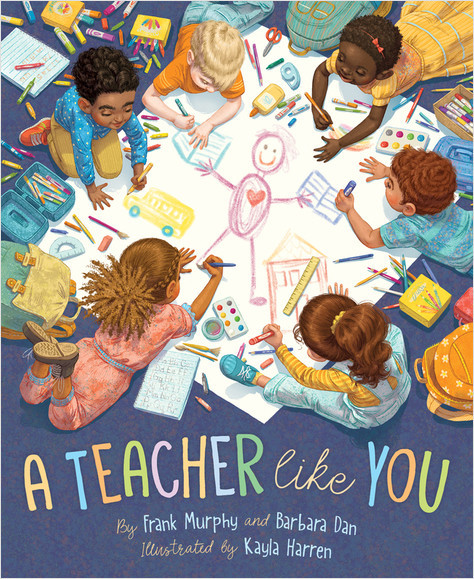 Cover: A Teacher Like You