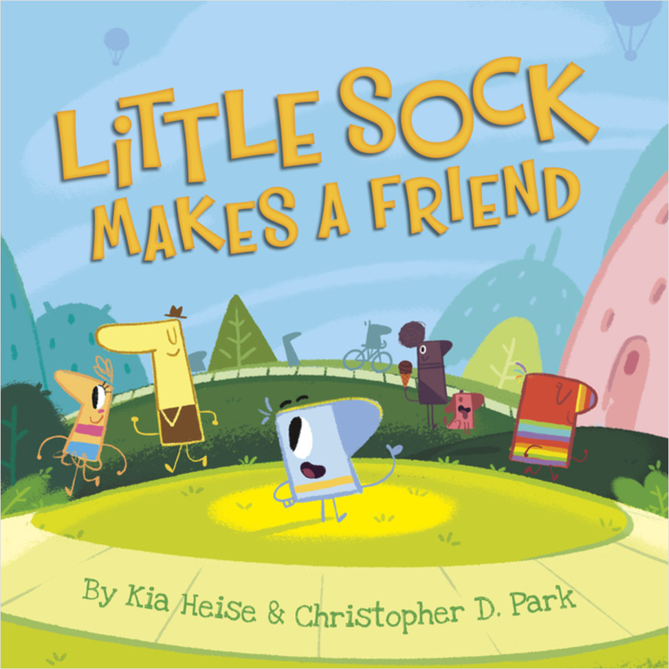 Cover: Little Sock Makes a Friend