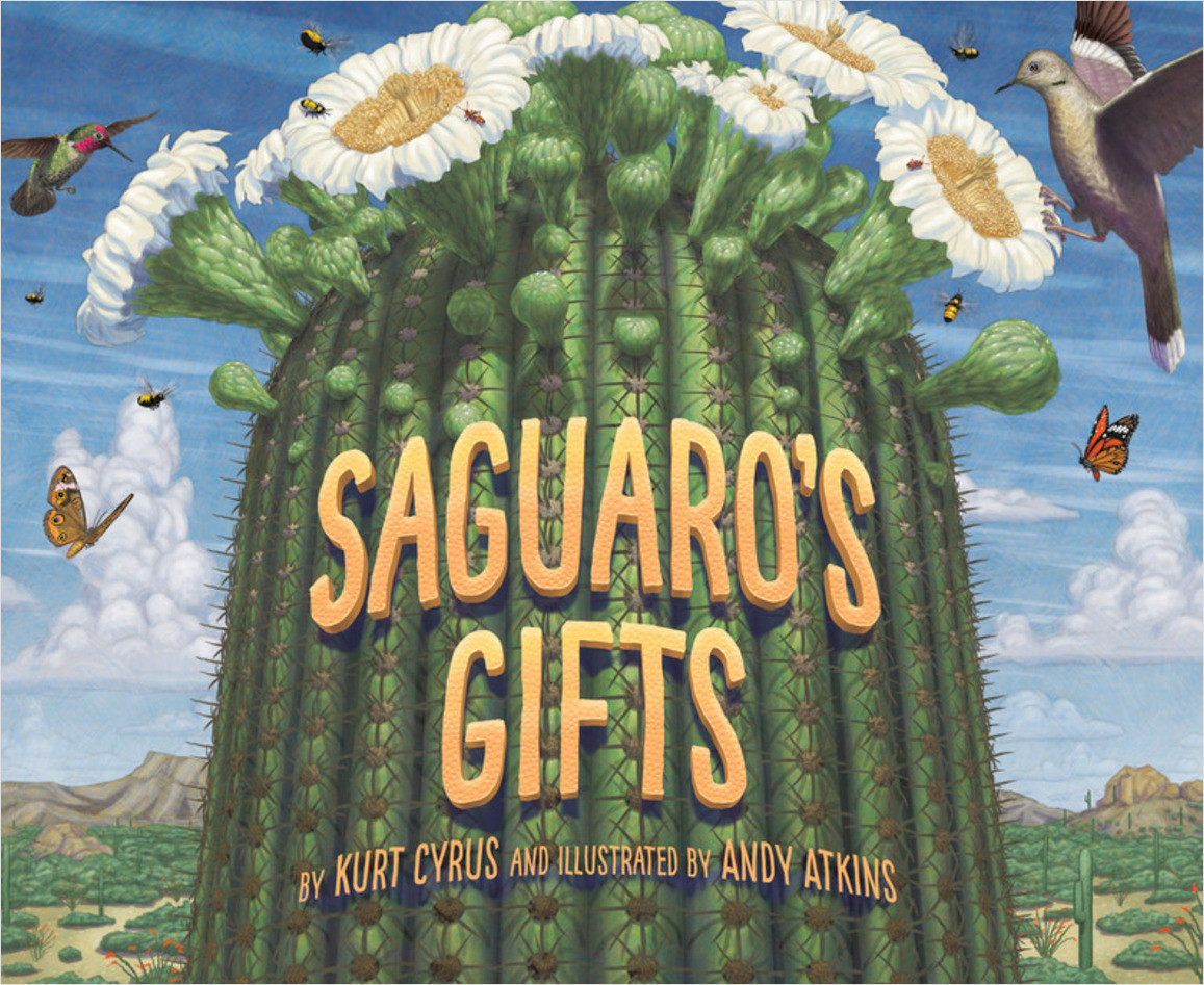 Cover: Saguaro's Gifts