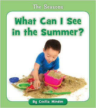 Cover: What Can I See in the Summer?