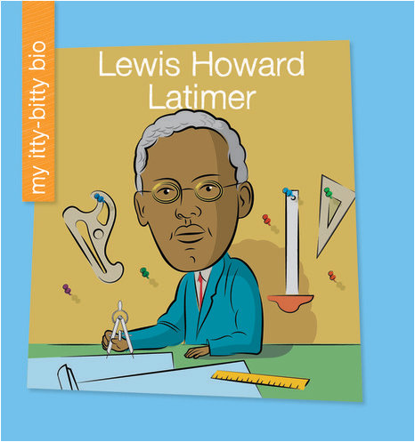 Cover: Lewis Howard Latimer