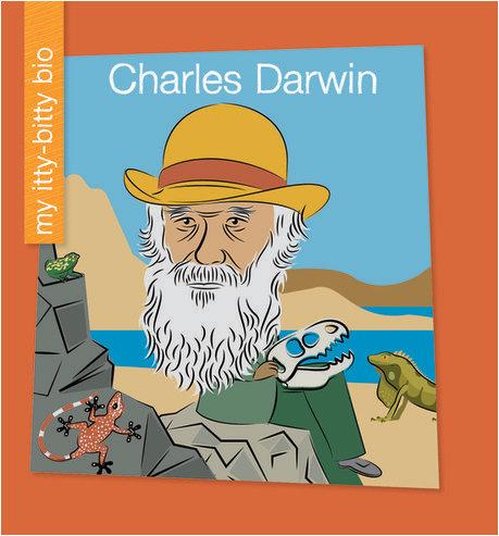 Cover: Charles Darwin