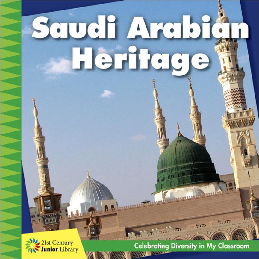 Cover: Saudi Arabian Heritage