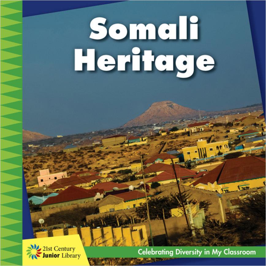 Cover: Somali Heritage