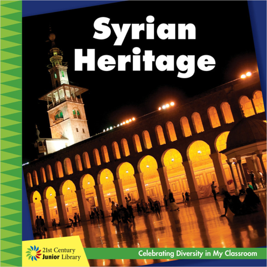Cover: Syrian Heritage