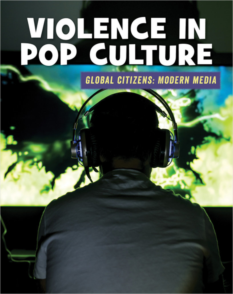 Cover: Violence in Pop Culture