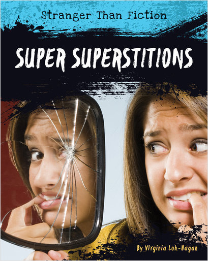 Cover: Super Superstitions