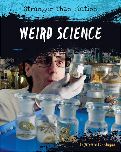 Cover: Weird Science