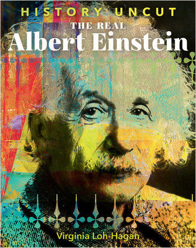 Cover: The Real Albert Einstein