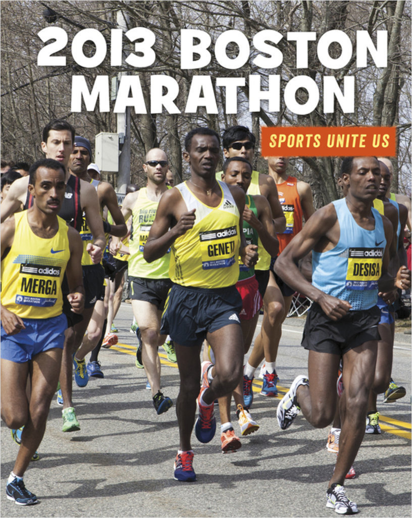 Cover: 2013 Boston Marathon