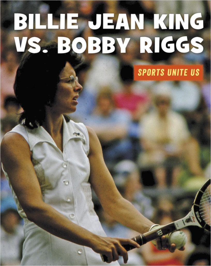 Cover: Billie Jean King vs. Bobby Riggs