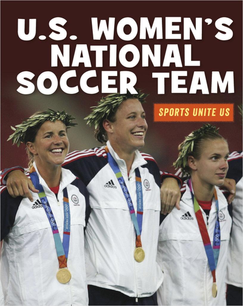 Cover: U.S. Women's National Soccer Team