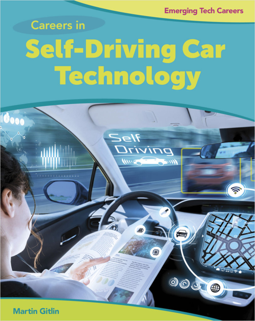 Cover: Careers in Self-Driving Car Technology