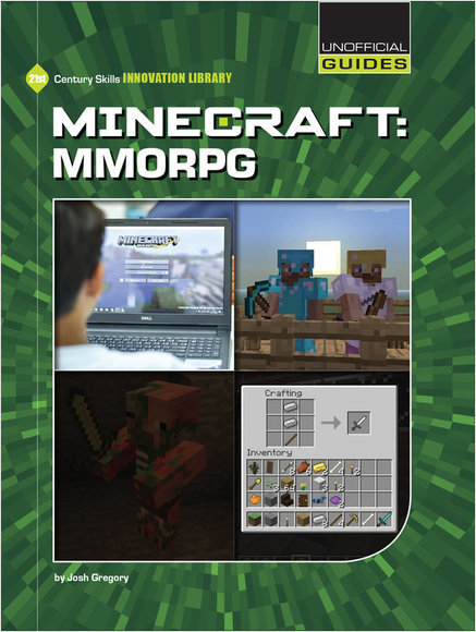 Cover: Minecraft: MMORPG