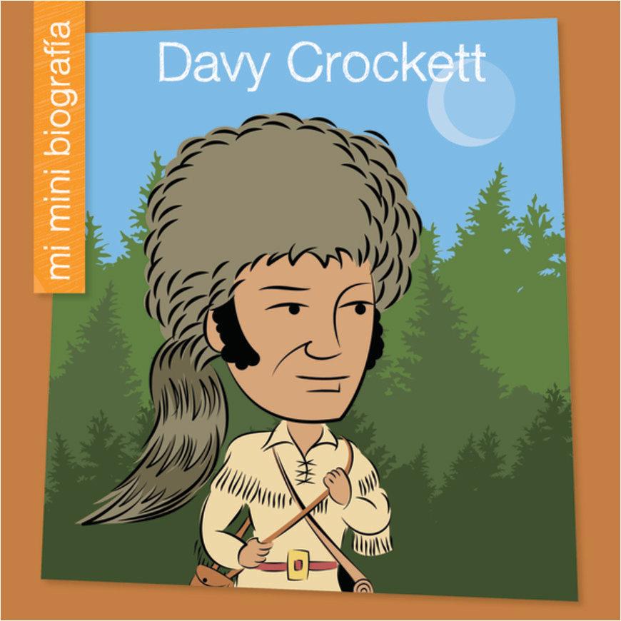Cover: Davy Crockett SP