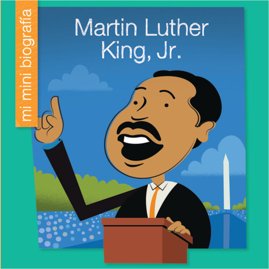 Cover: Martin Luther King, Jr. SP