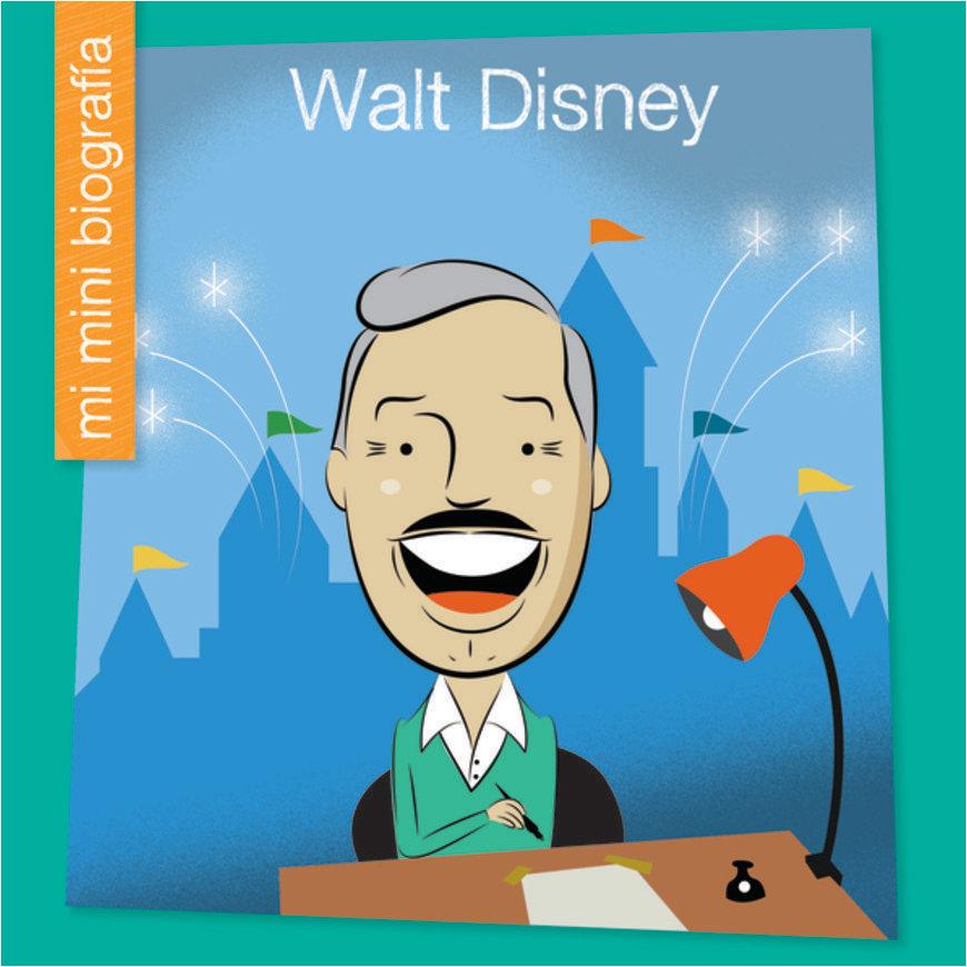 Cover: Walt Disney SP