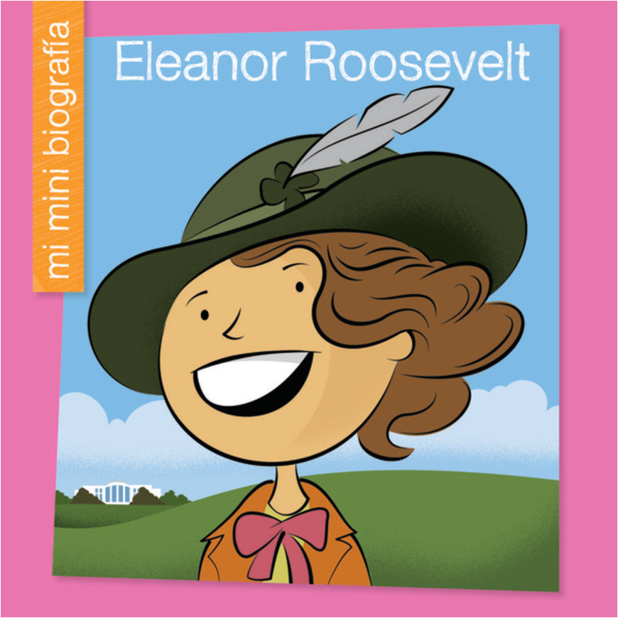 Cover: Eleanor Roosevelt SP