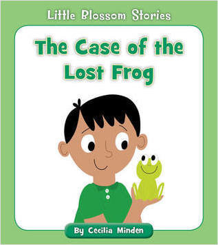 Cover: The Case of the Lost Frog