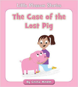 Cover: The Case of the Lost Pig