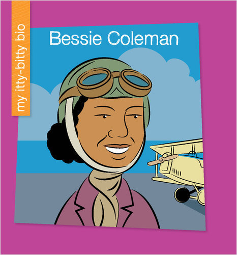 Cover: Bessie Coleman
