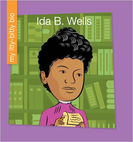 Cover: Ida B. Wells