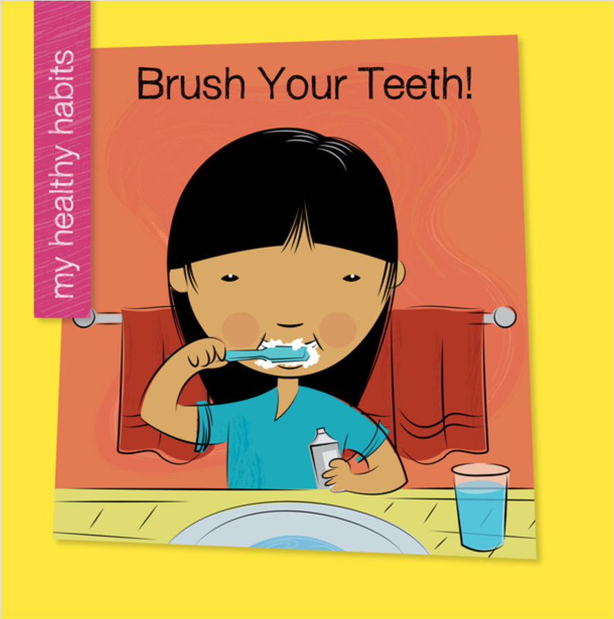 Cover: Brush Your Teeth!