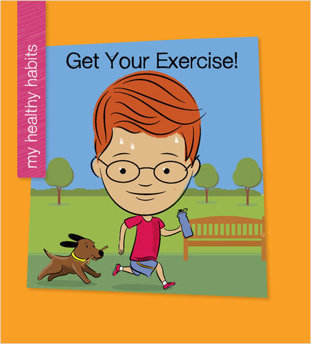 Cover: Get Your Exercise!