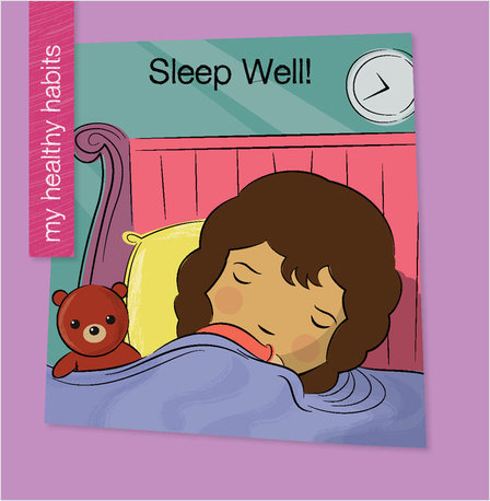 Cover: Sleep Well!