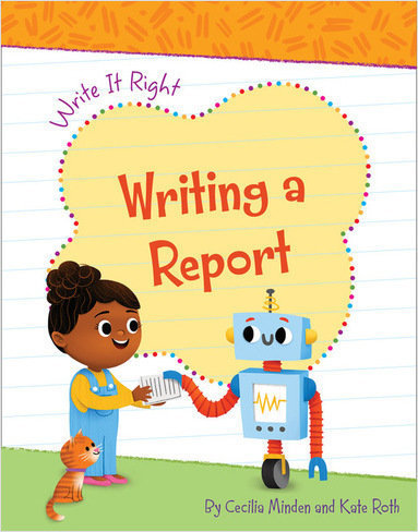 Cover: Writing a Report