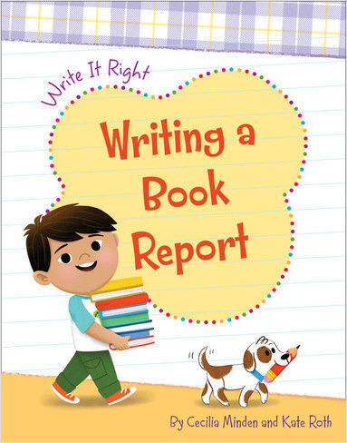 Cover: Writing a Book Report