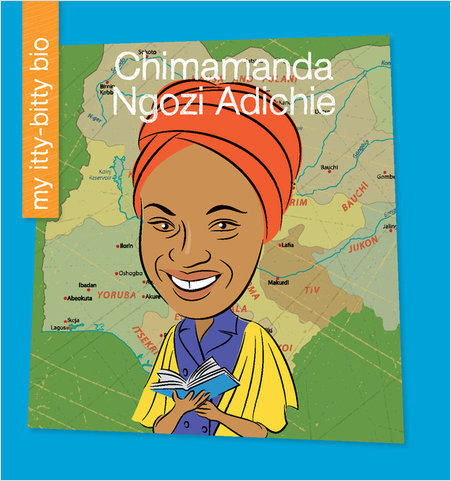 Cover: Chimamanda Ngozi Adichie