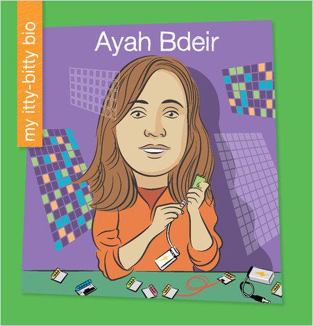 Cover: Ayah Bdeir