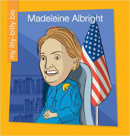 Cover: Madeleine Albright