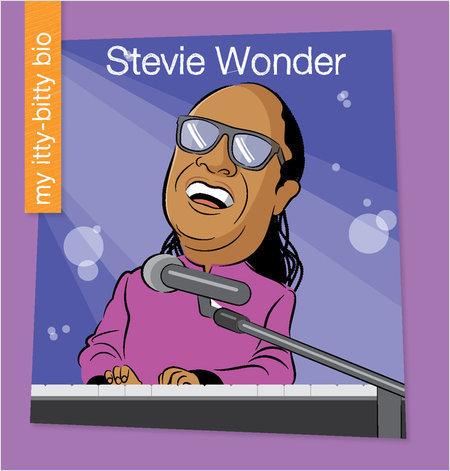 Cover: Stevie Wonder