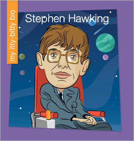 Cover: Stephen Hawking