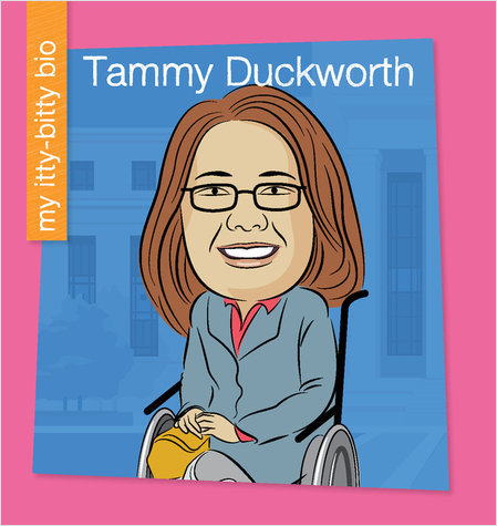 Cover: Tammy Duckworth