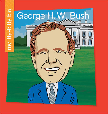 Cover: George H. W. Bush