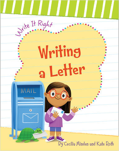 Cover: Writing a Letter